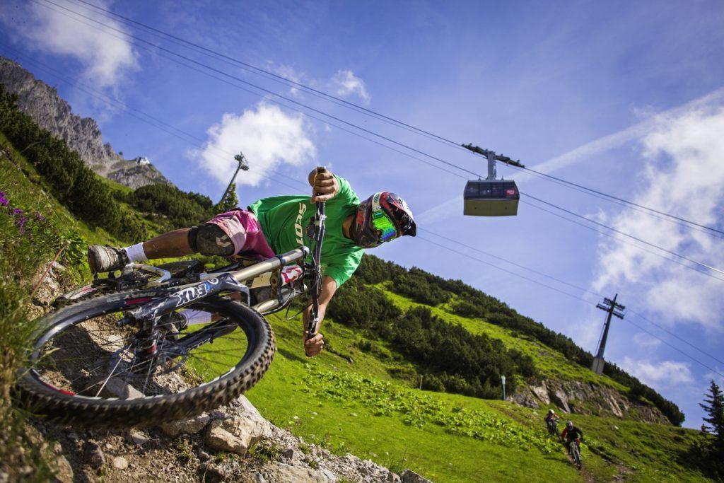Tirol Mountainbike Safari