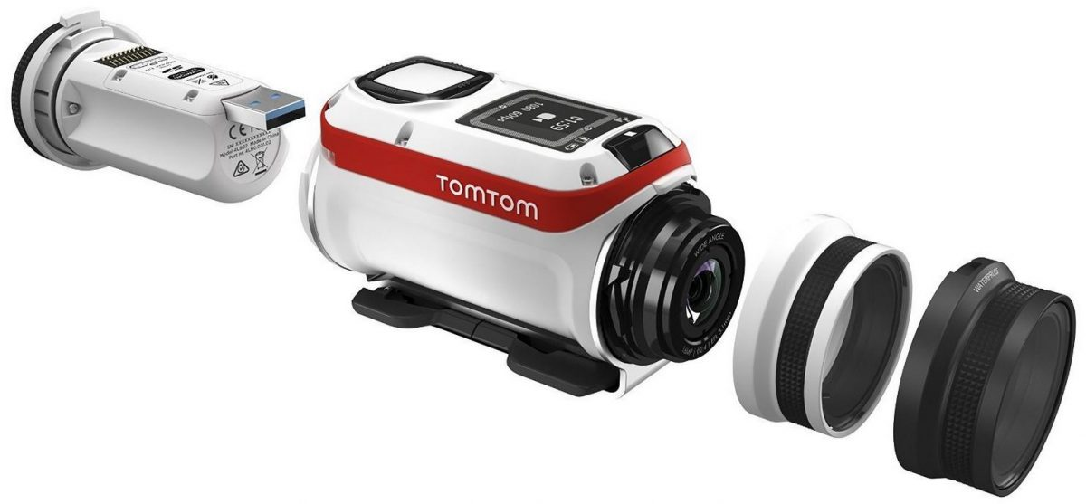top 5 action camera's