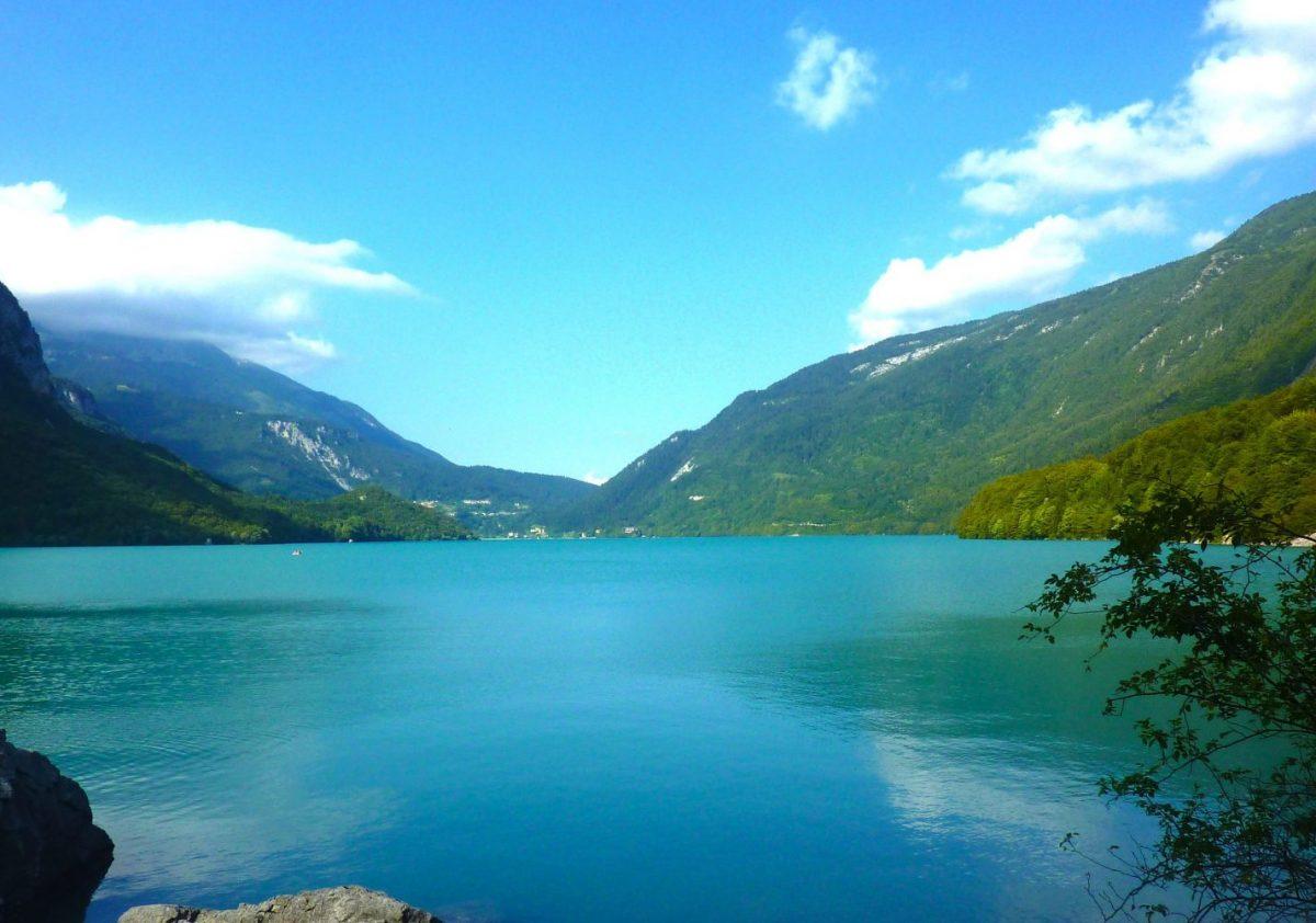 Molveno Italie MTB routes reisverslag. hiking, zomervakantie