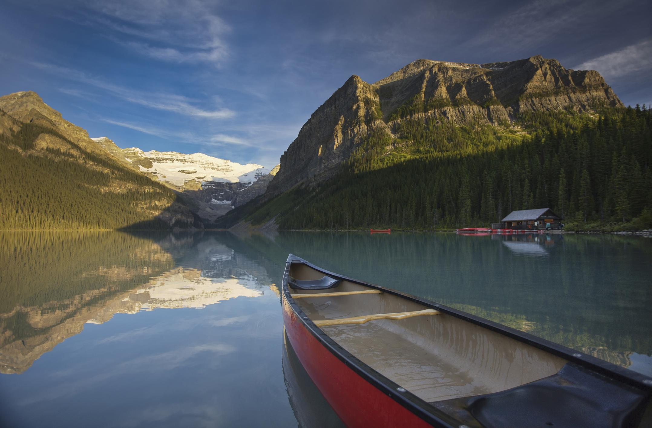 Alberta Canada Lake Louise