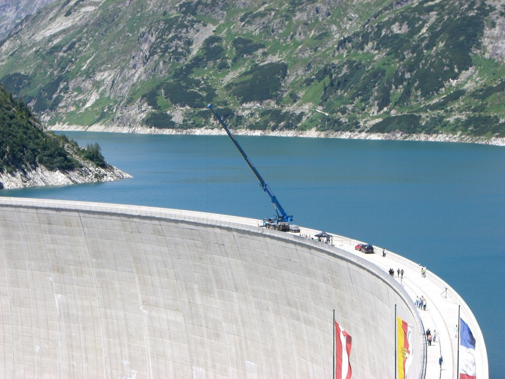 Kolnbrein Dam