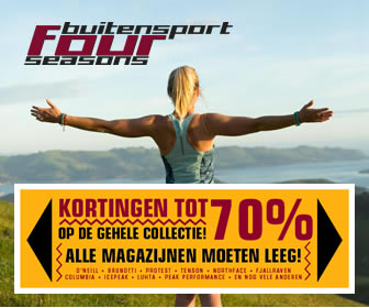 Buitensport Four Seasons Uitverkoop