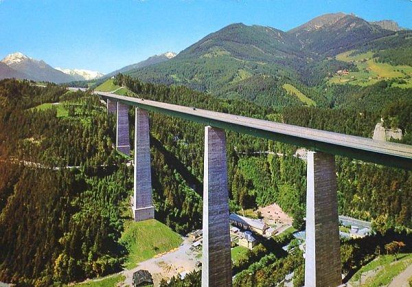 Europabrücke Bridge