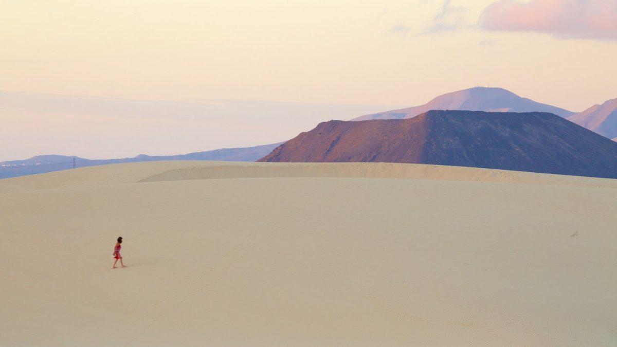 National Park Corralejo