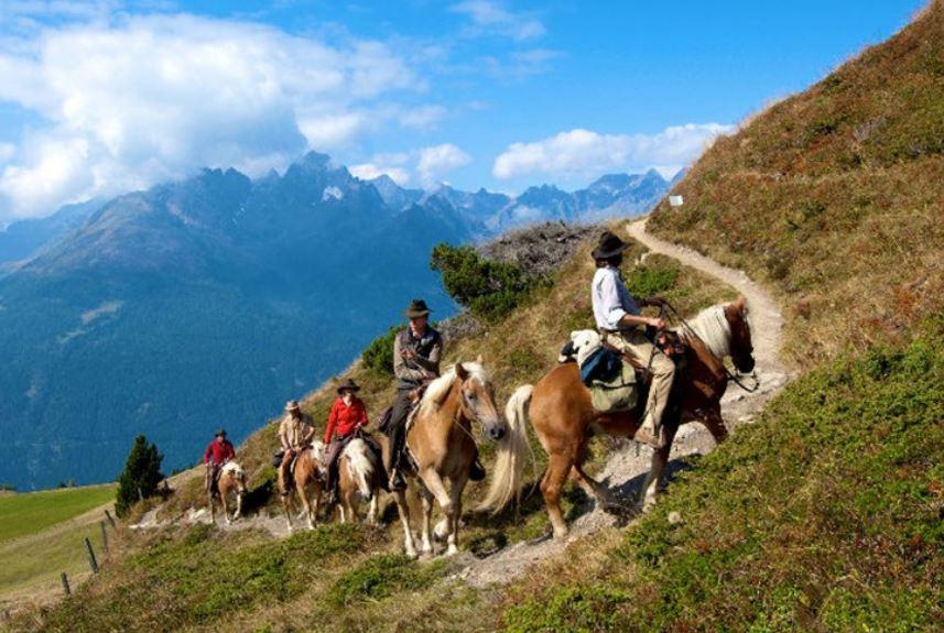 Paardrijden