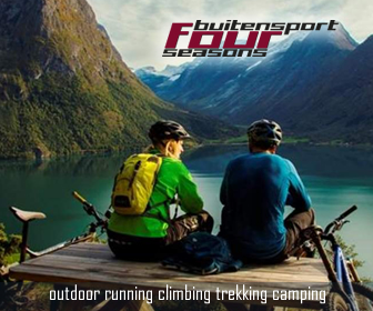 Buitensport Four Seasons voor al je outdoor spullen