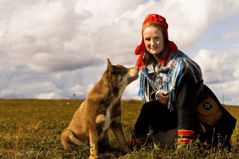 Sami in het Pure Noorden