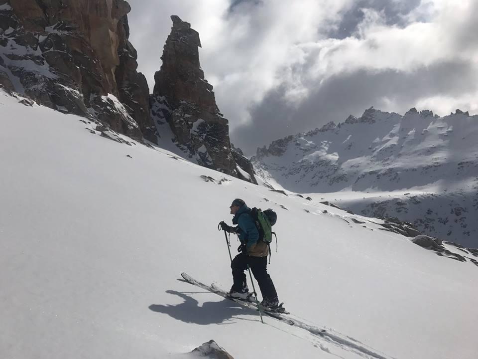 Mountainreporters argentinie skieen sklimmen