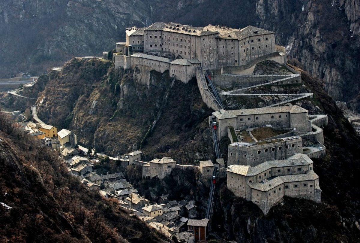 Fort Bard Aosta