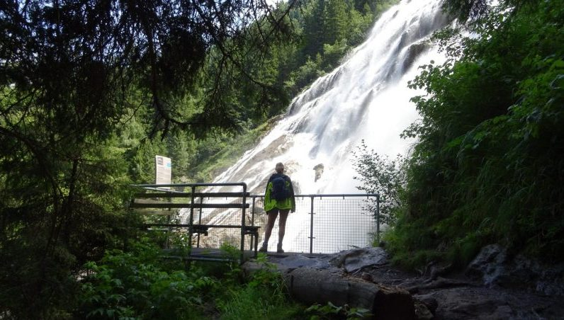 Grawa Alm Waterval