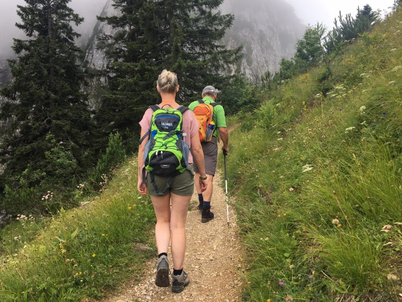 Hiken in Annaberg