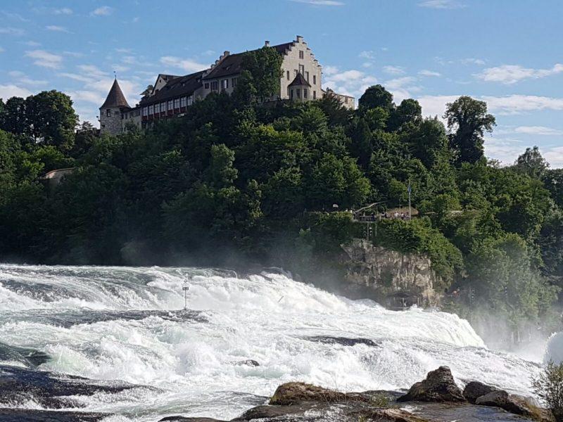 Rheinfall Schaffhausen Zurich
