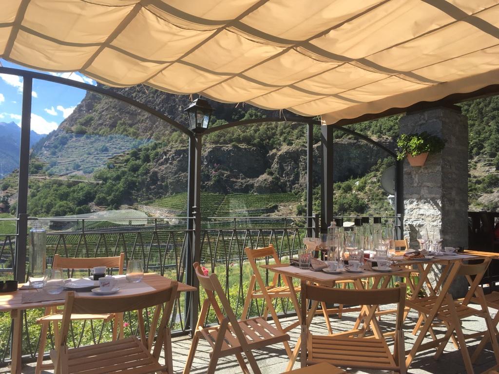 Aosta Arvier Restaurant