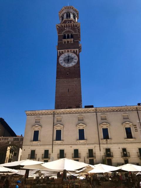 Martkplein in Verona