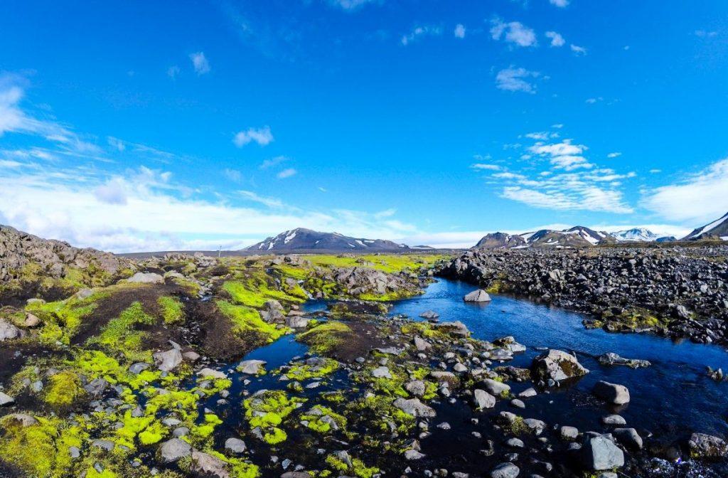 Laugavegur IJsland