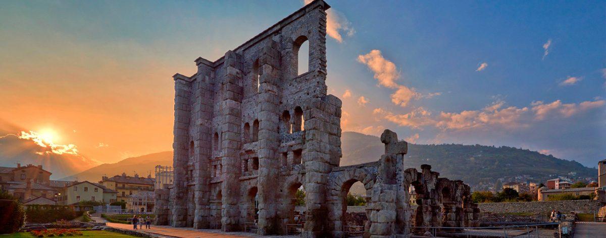 Aosta Theater Romano