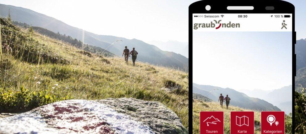 Graubünden Hike App