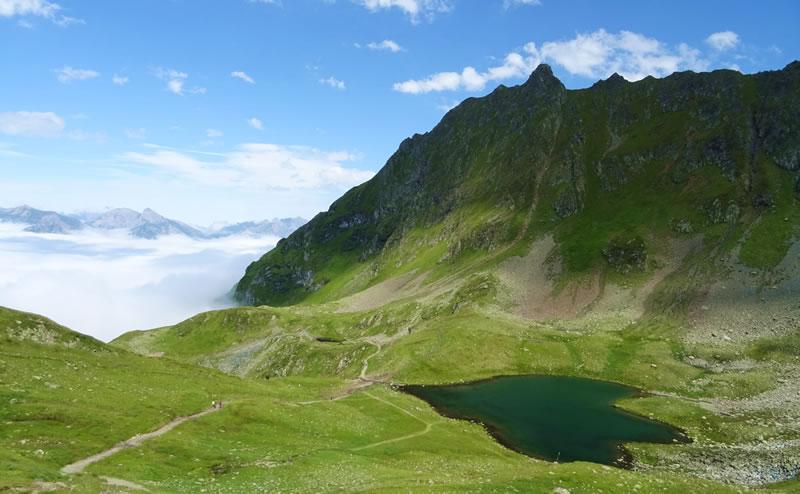 3-Seen Panoramarundweg