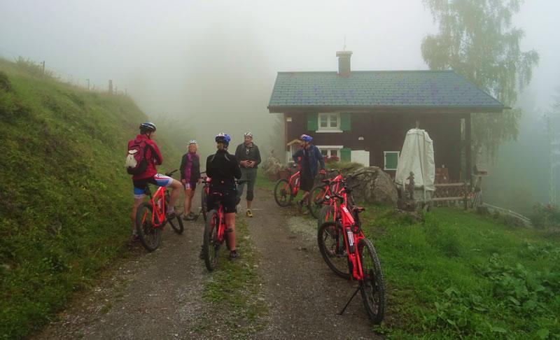 Mountainbiken Schruns