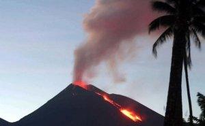 Gunung Agung activiteit 5 dagen geleden