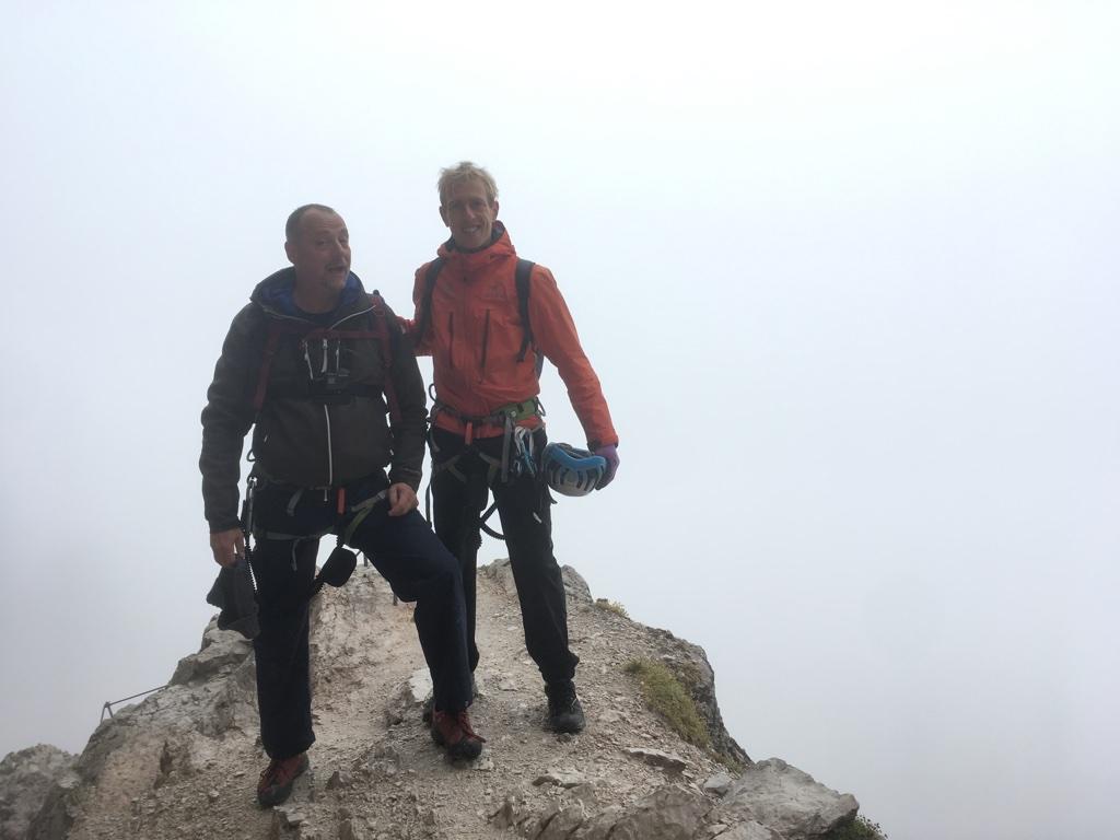 Klettersteig / Via FerrataZuid-Tirol Dolomieten Mountainreporters
