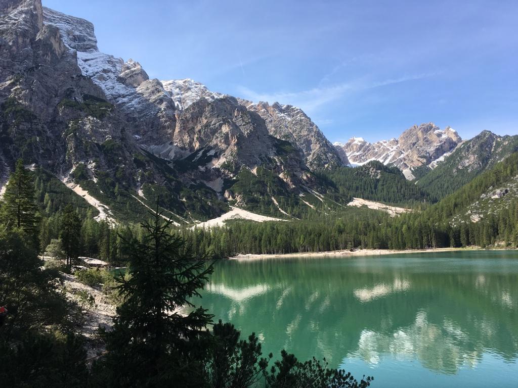 Pragser Wildsee Zuid-Tirol Dolomieten Mountainreporters