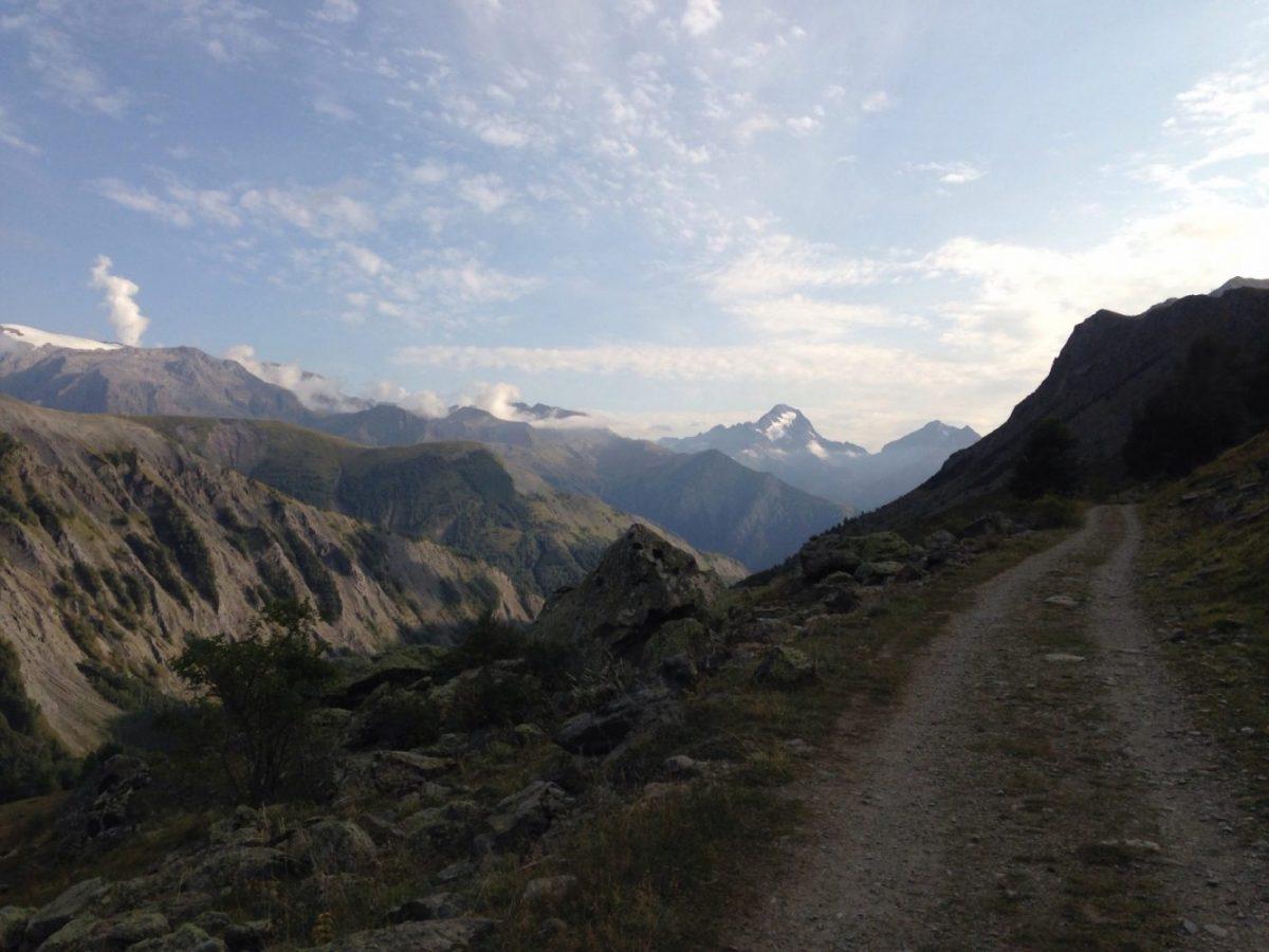 les deux alpes , Clavans en haut Oisans