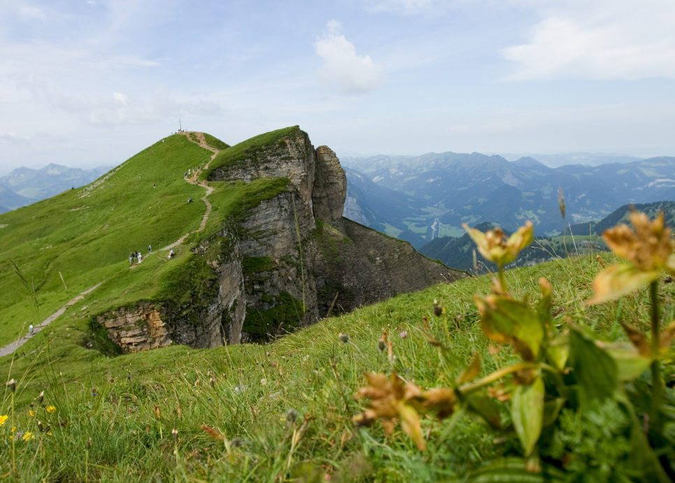 Maak een herfstwandeling in Vorarlberg