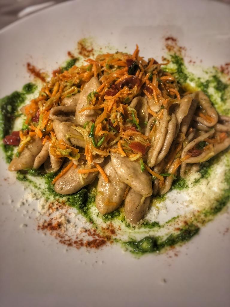 Heerlijk eten in Toscane