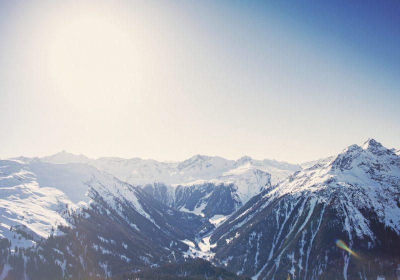 Winter in Vorarlberg