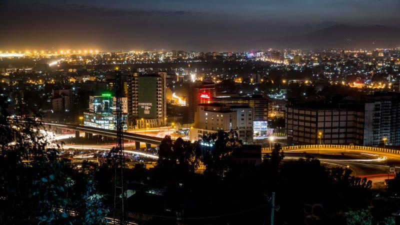 Addis Abeba, Ethiopië