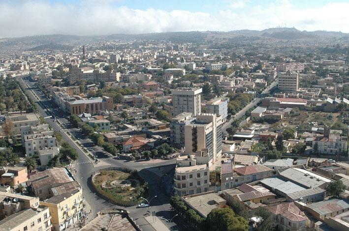 Asmara. Foto: John Beso