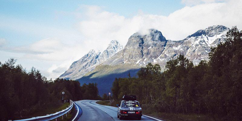 8500 km touren, en niet over de snelweg!