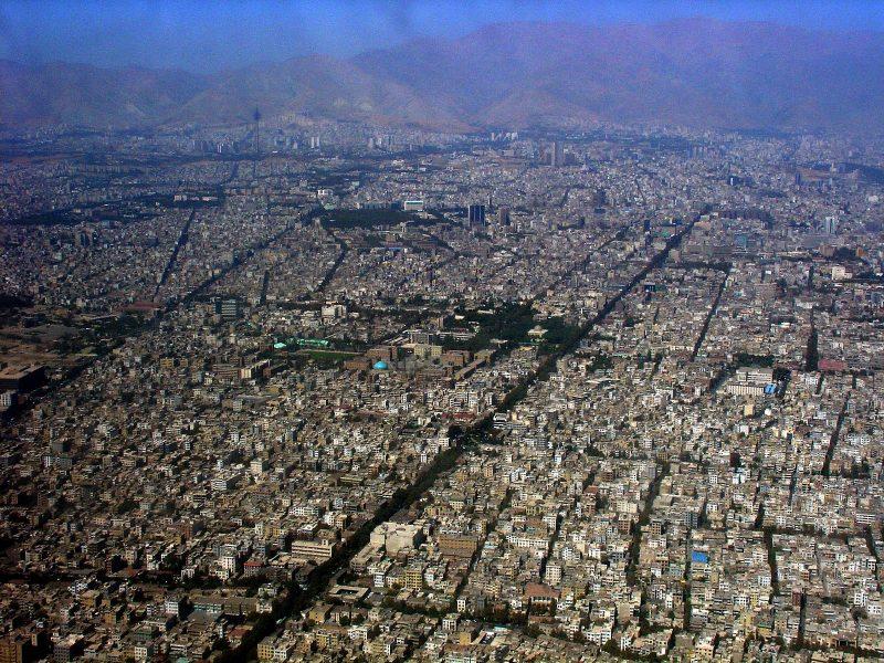 Teheran. Foto: Ensie & Matthias