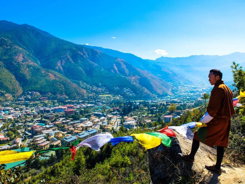 Thimphu. Foto: Lifetoreset