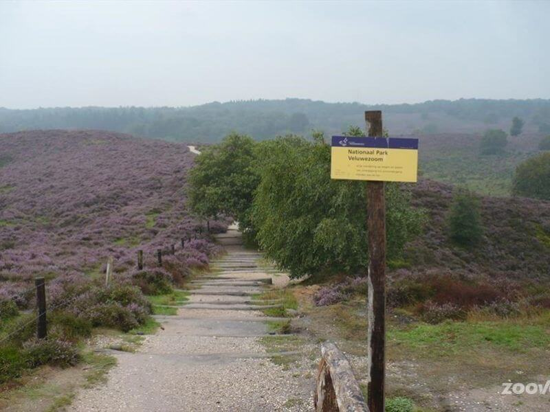 Wandelpaden Veluwezoom, Nationaal Park