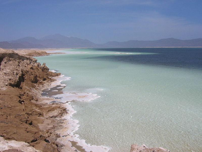 land Djibouti