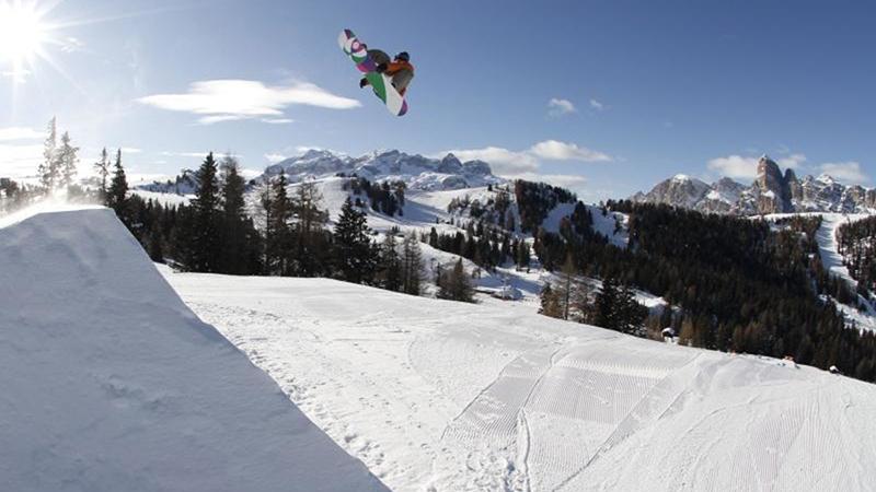 Winter in Zuid-Tirol
