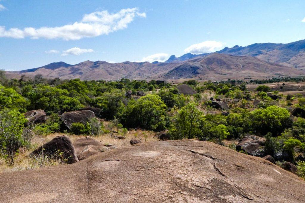 Madagaskar hiken