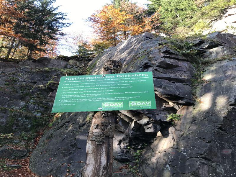 Klettergarten am Bocksberg