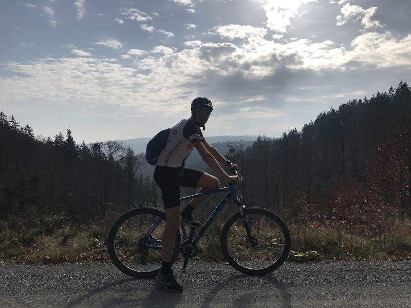 Mountainbike Thuringer Wald