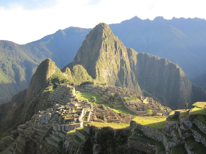 Machu Picchu. Foto: Pauline van der Waal