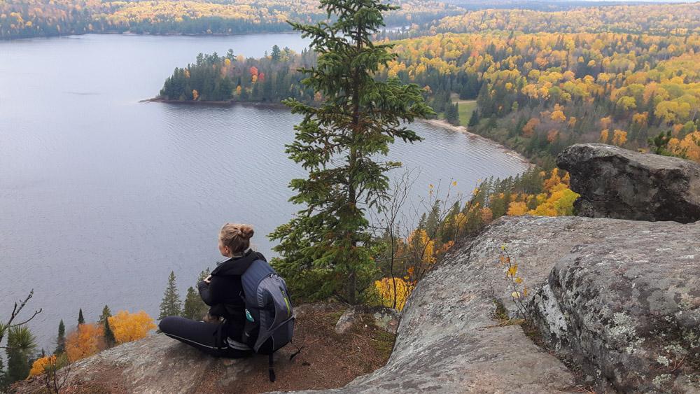 centennial ridges trail algonquin provincial park