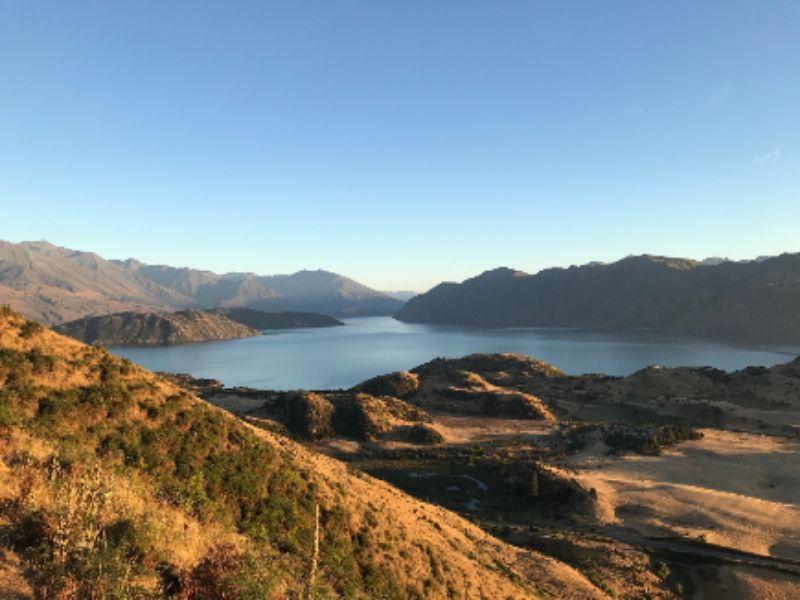 The beauty of New-Zealand