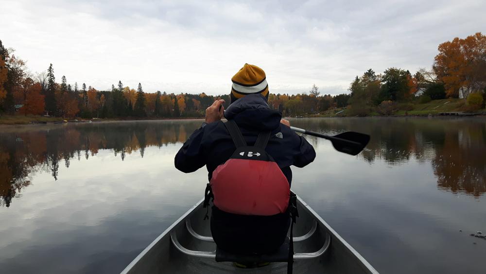 Algonquin kano varen