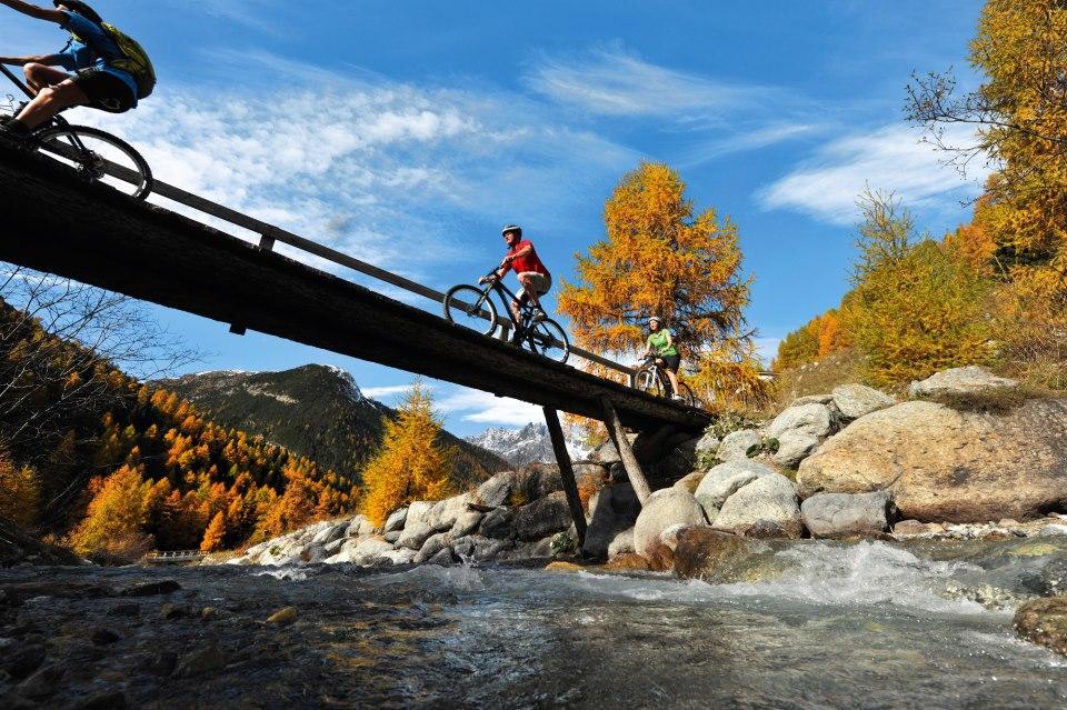 wandel fiets route