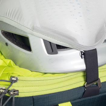 Helmet soorage