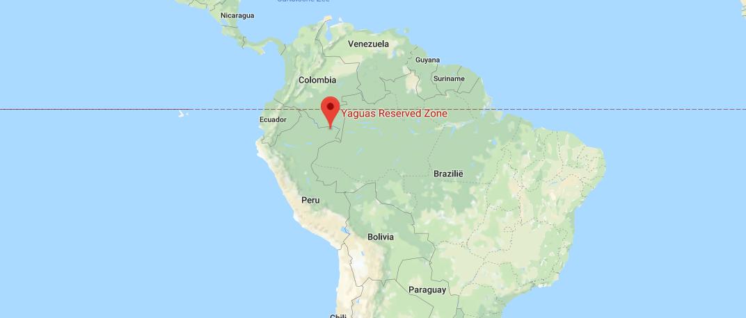 Yaguas National Park