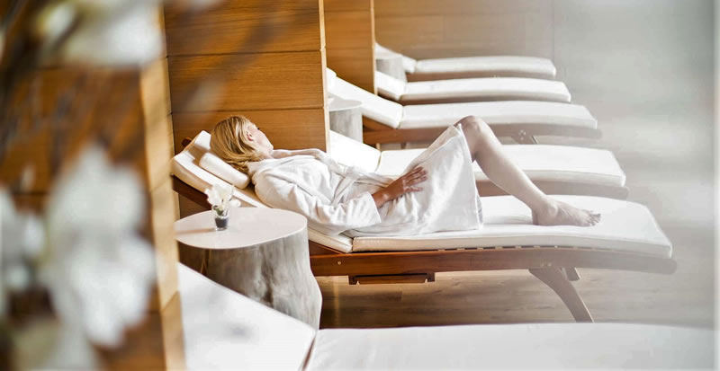 Sauna Club Med