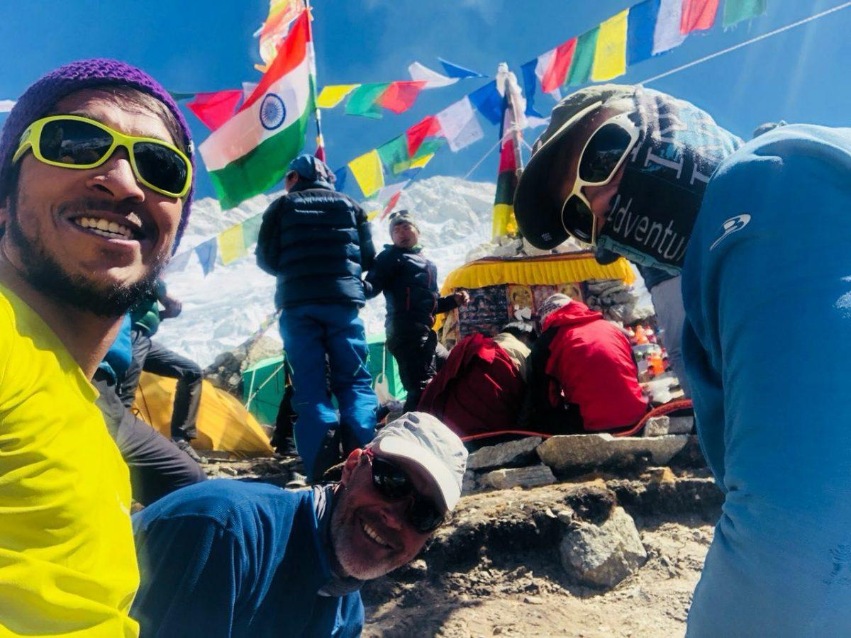 Puja Kanchenjunga